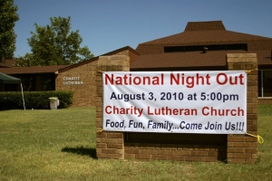 Burleson National Night Out 2010